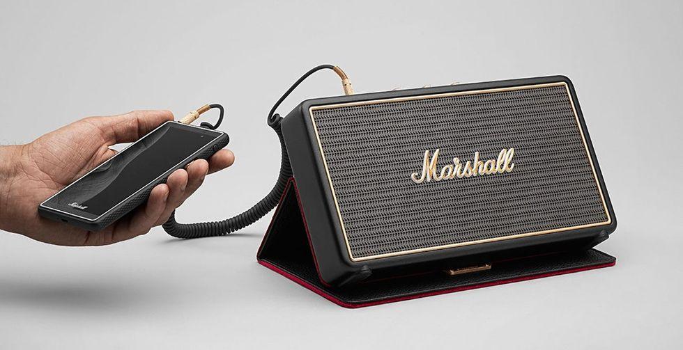 Marshall förknippar vi med gitarrförstärkare a42fc570222d6
