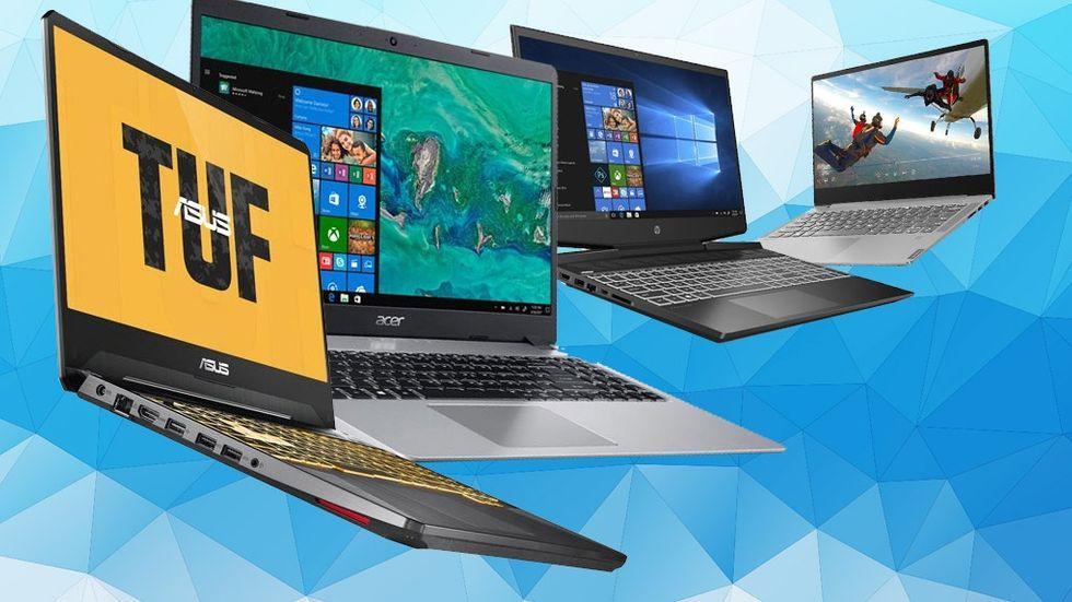 Bästa bärbara laptop test