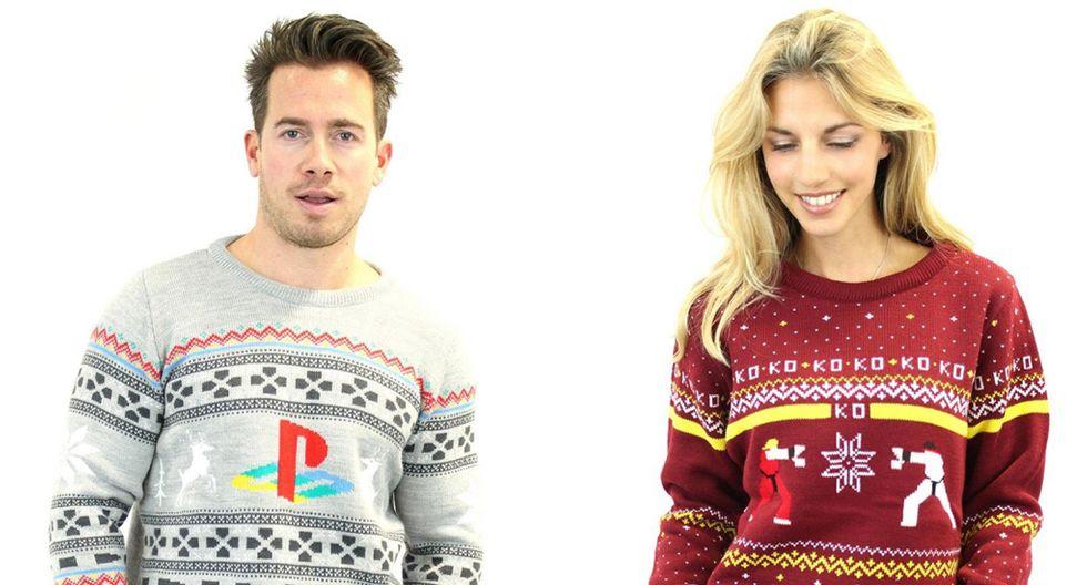 Spel, film, serier – nördigaste tröjorna du kan ha på dig i