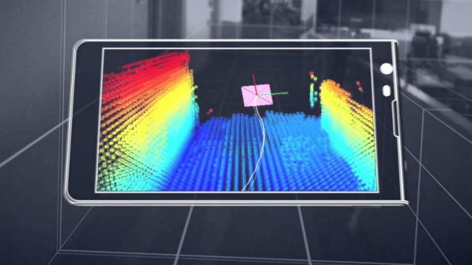 Så kan Googles Project Tango revolutionera din mobiltelefon