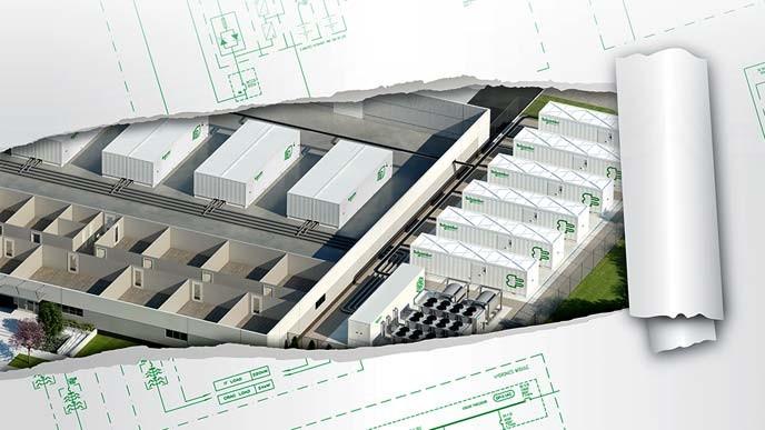 Hur svårt kan det vara att bygga ett datacenter? Jörgen Städje har testat.