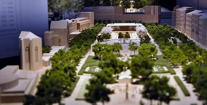Så ska Apple göra Kungsträdgården till iPark