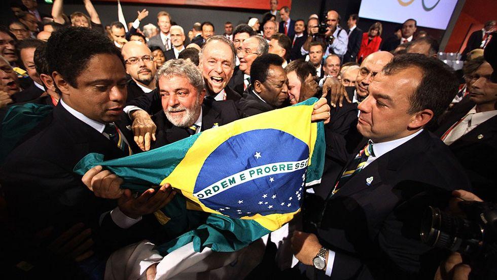 OS i Rio 2016 utannonseras