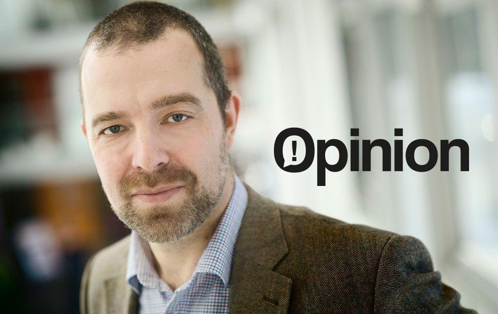 Bengt Berg, säkerhetsexpert på Cybercom.