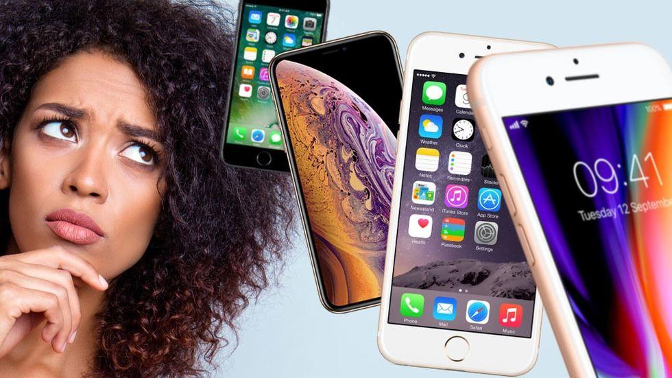 Så väljer du rätt Iphone - MacWorld f7416a5176cbe