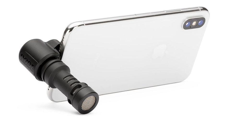 Iphone-mikrofoner