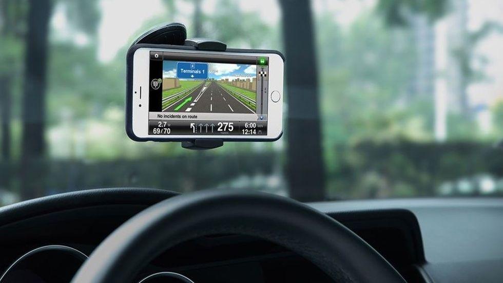 Mobilhållare bil iphone