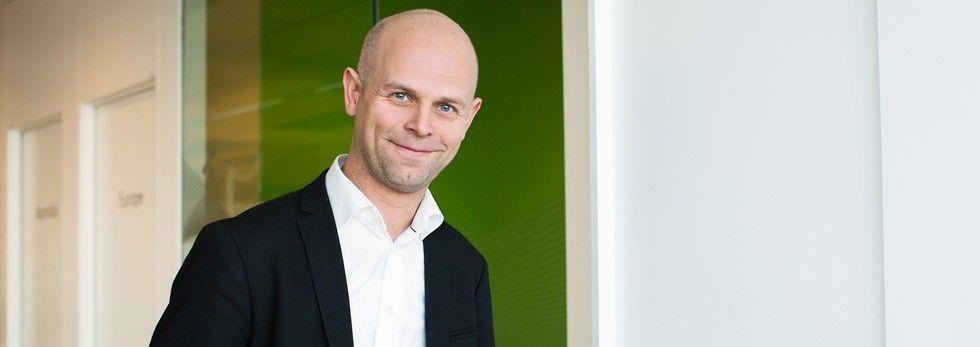 Fredrik Östbye, Telenor