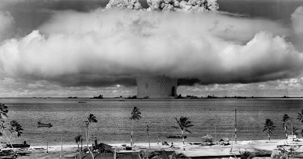 Kärnvapentest