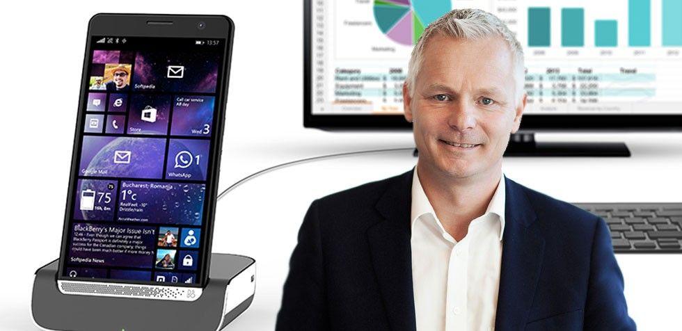 Stefan Bergdahl HP Inc