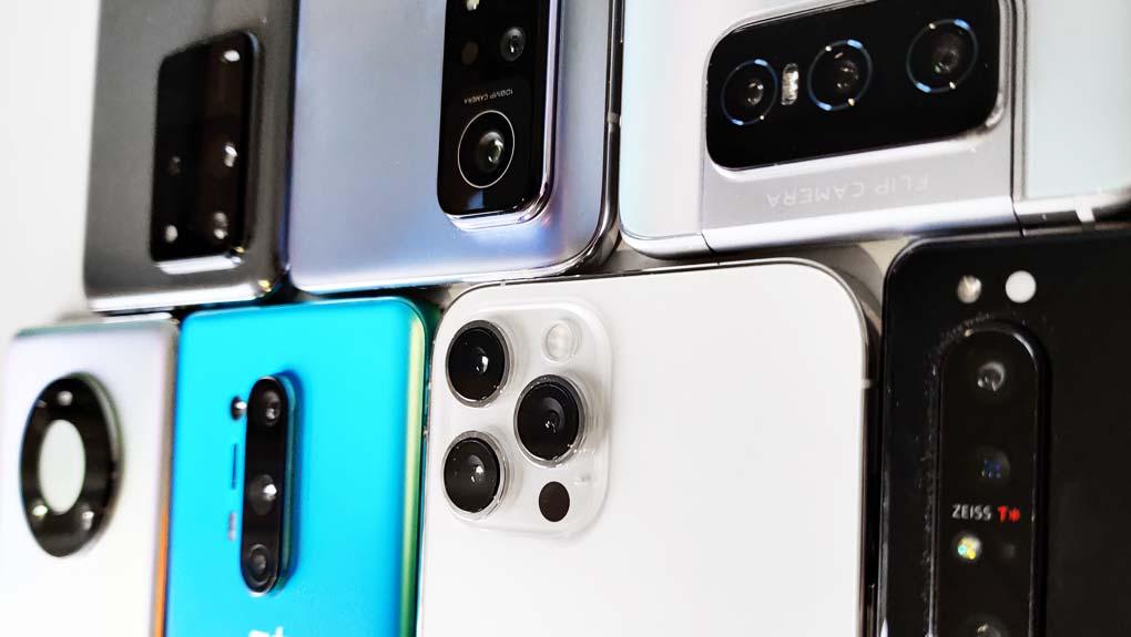 Mobilkameror foto