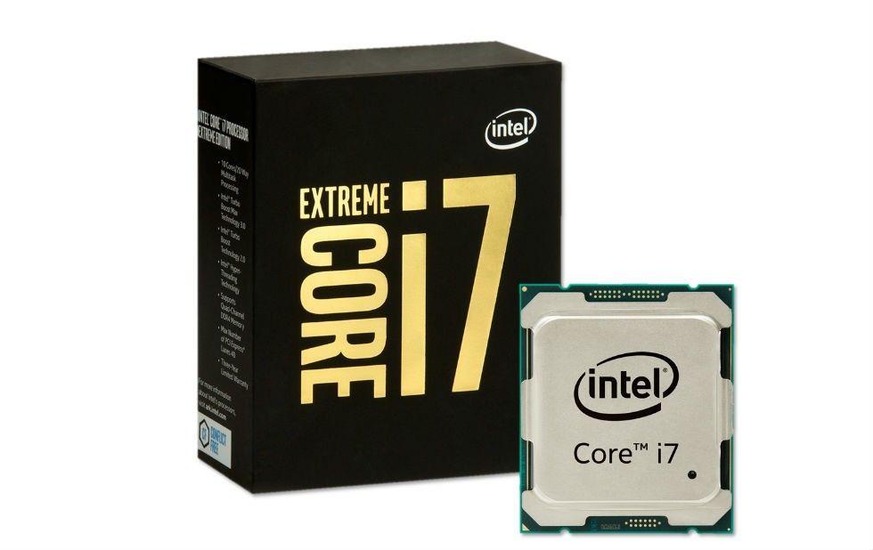 intel i7 extreme edition