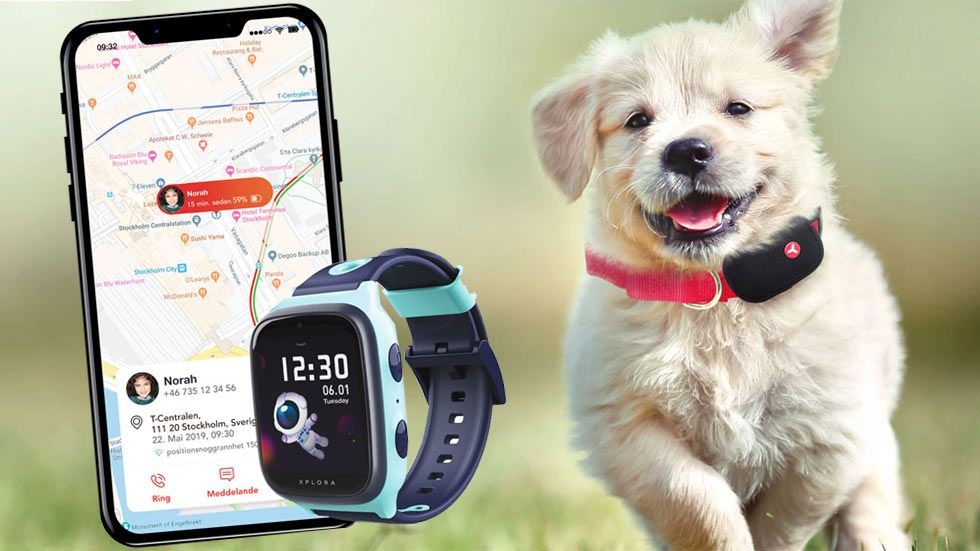 GPS-tracker