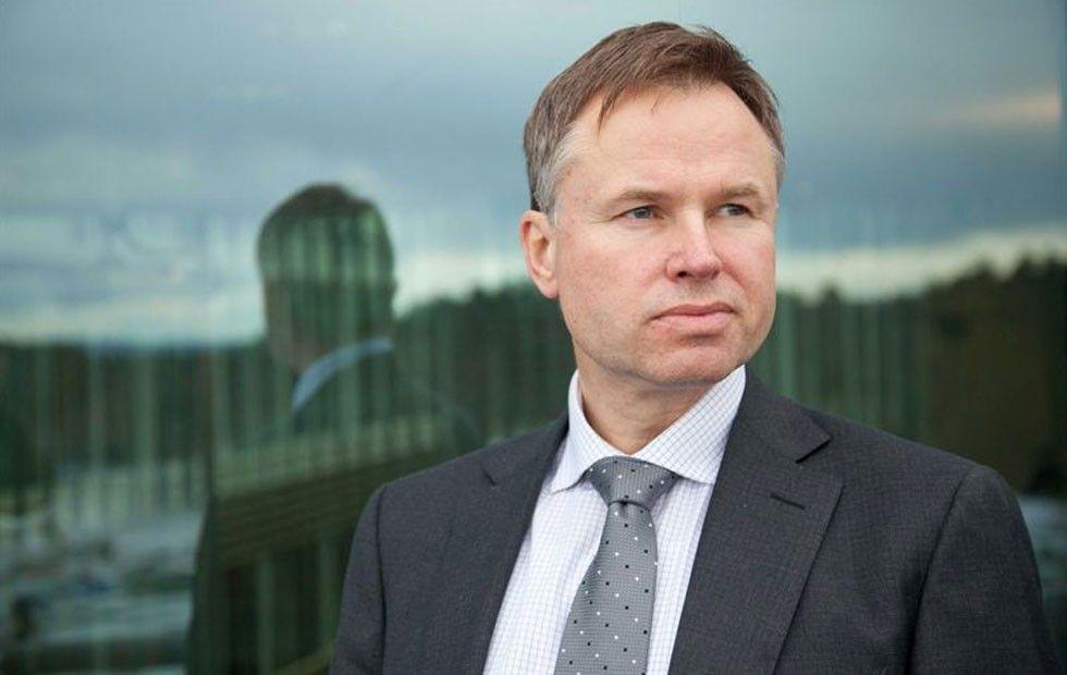 Koncernchef Øystein Moan
