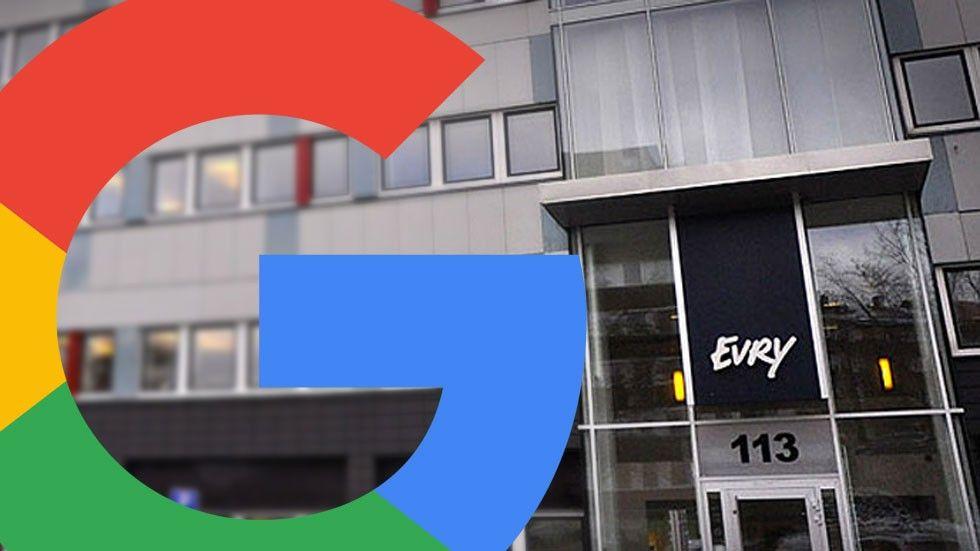 Google Evry