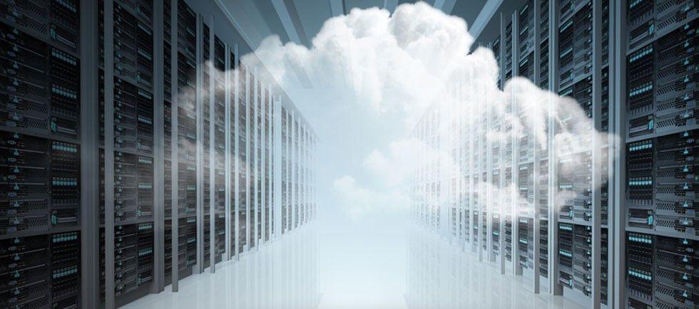 Amazon moln server