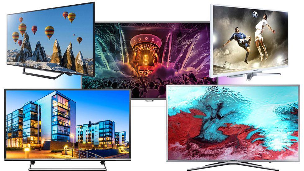5 st smart-tv