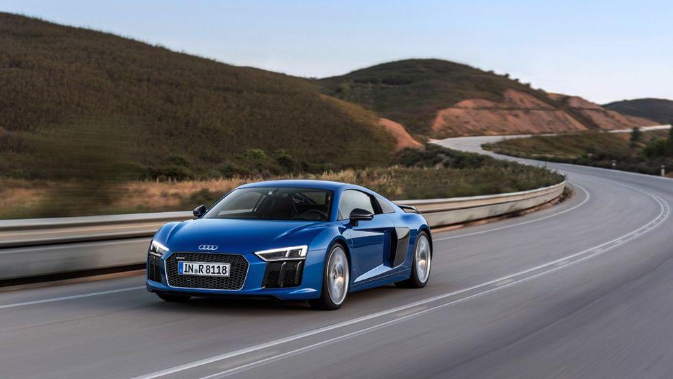 Test Audi R8