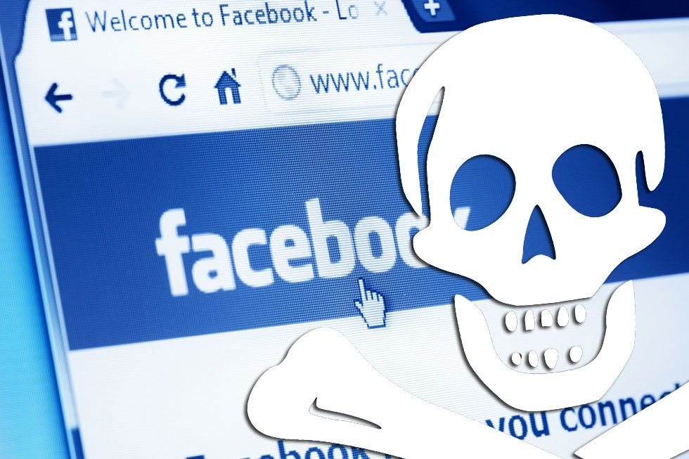 facebook pirater