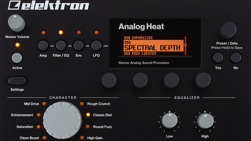 Analog Heat