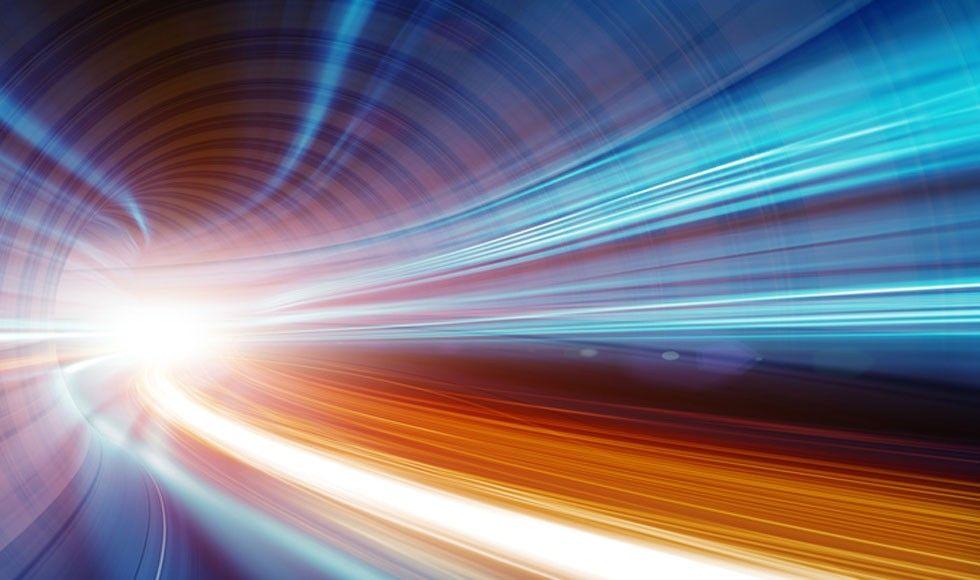 Ljusets Hastighet