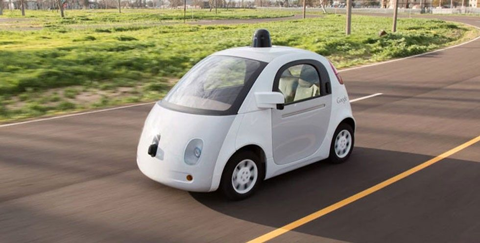 Google bil