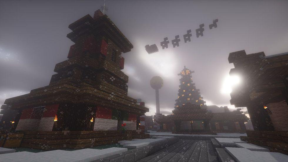 Minecraft Stardust julby