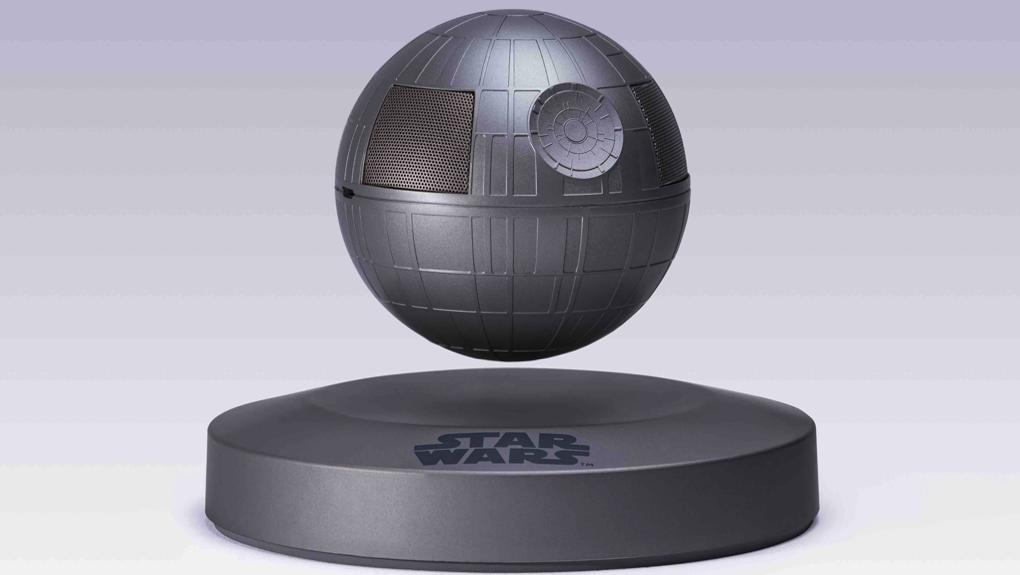 Plox Death Star Speaker