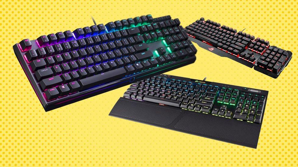 Bästa gaming tangentbord 2019  Test av tangentbord för spel - PC för ... c9fe766addc02