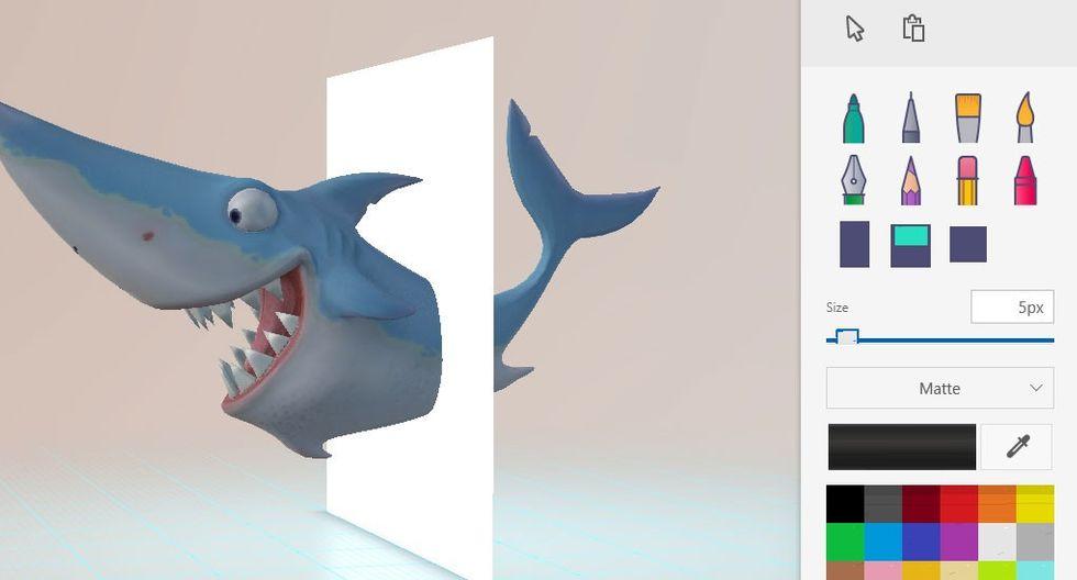 MS Paint 3D