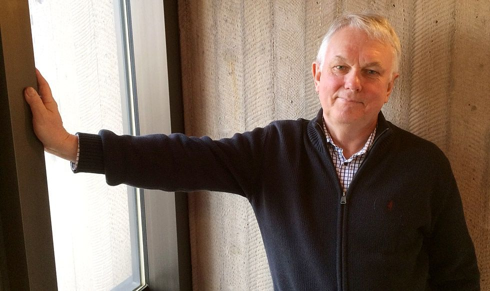 Hans-Eric Holmqvist.