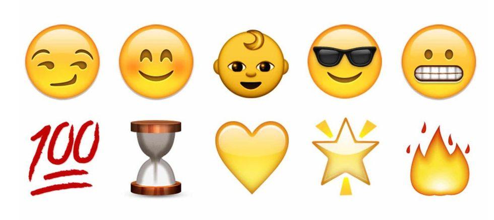 Snapchat emojis meaning