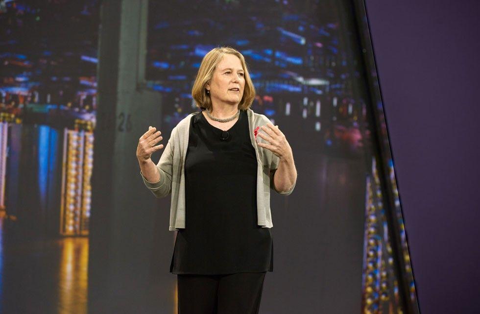 VMware-grundaren Diane Green