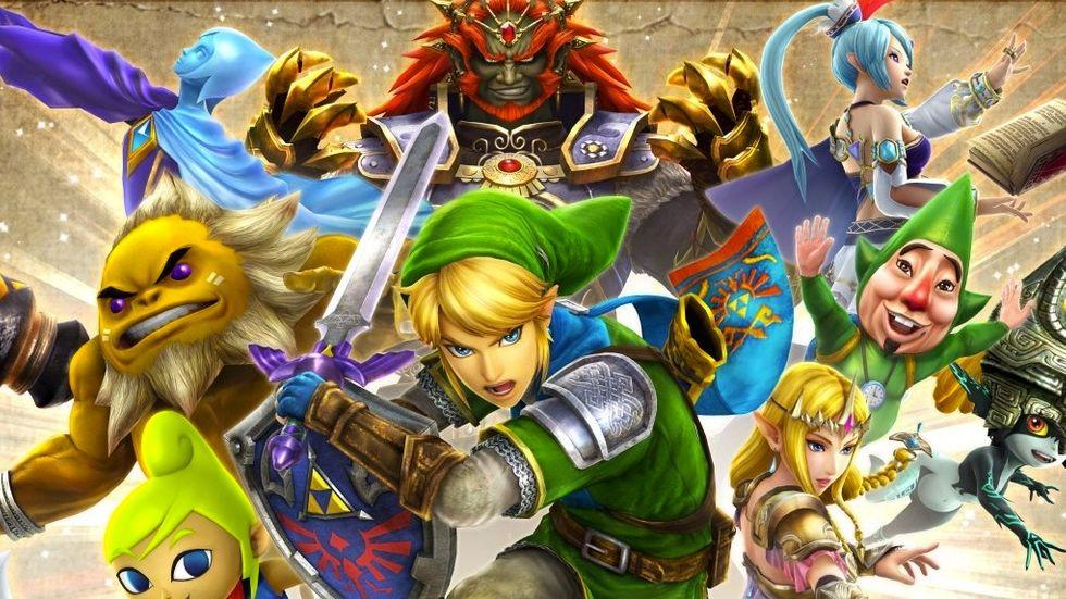 Nintendo Switch bästa spel
