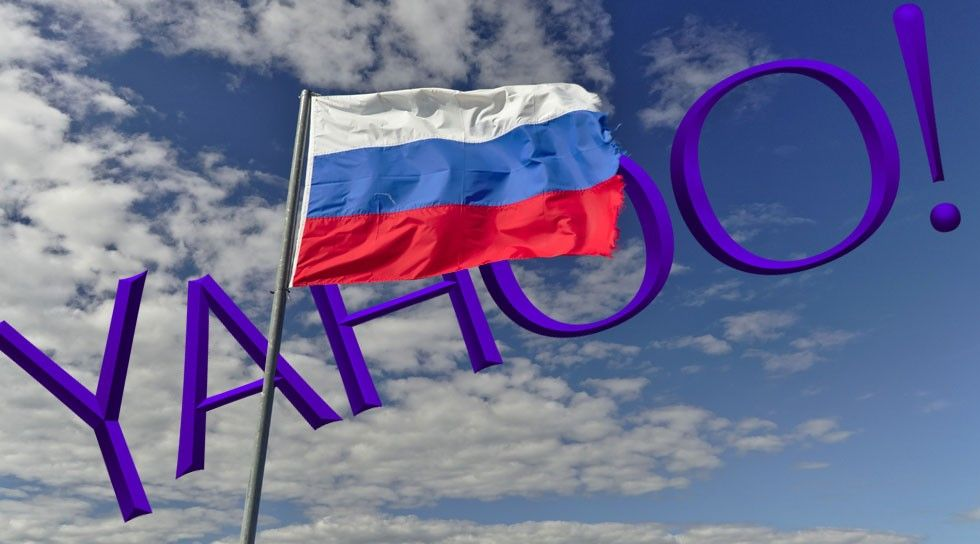 Yahoo Ryssland