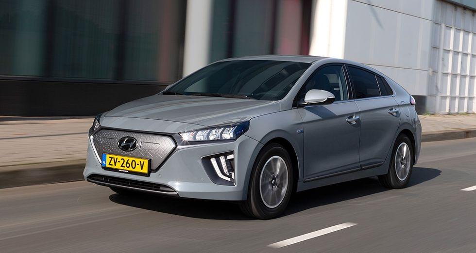 Hyundai Ioniq Elbil