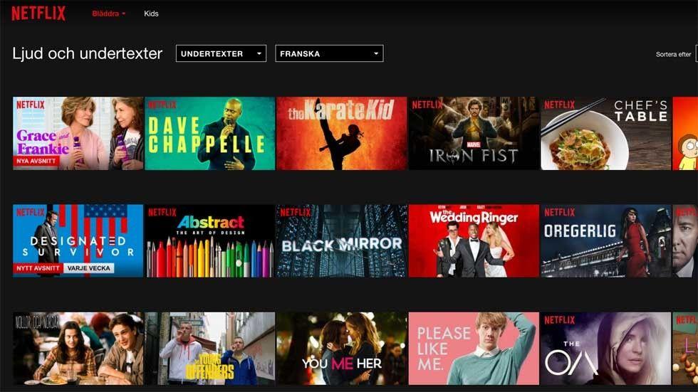 Hur Många Användare Netflix