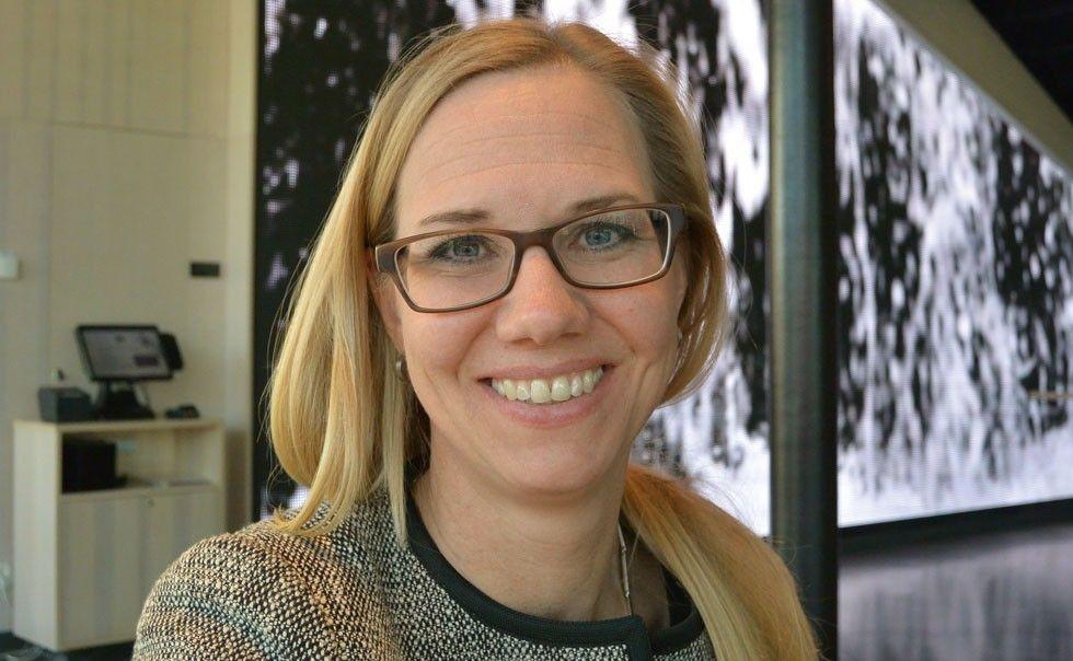 Rebecca Ingmarsdotter Ihrfors, cio på FMV.