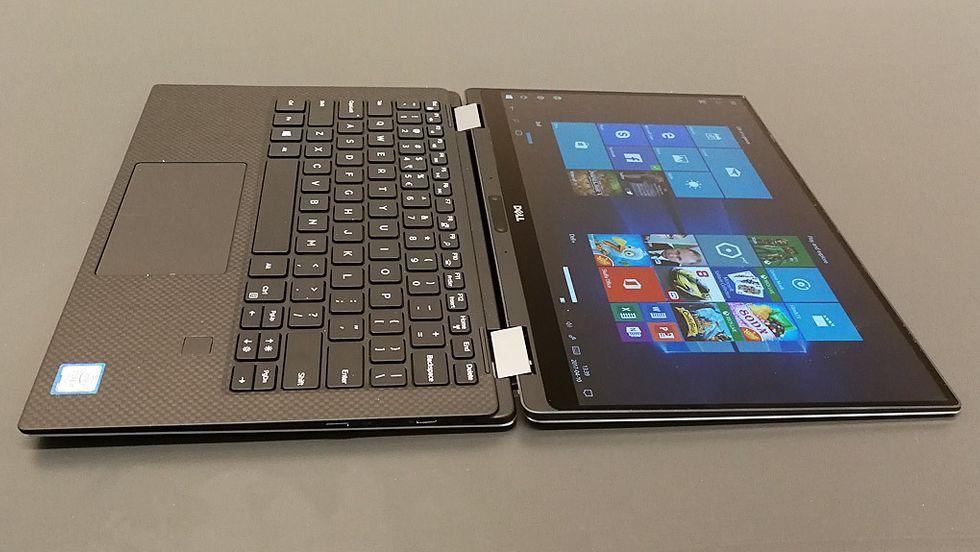 Dell XPS 13 9365 2-i-1