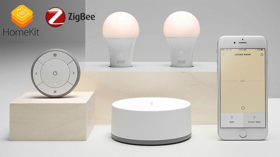 Välkända Ikea Trådfri: Vi testar Ikeas smarta belysning – stöder nu Homekit JD-03