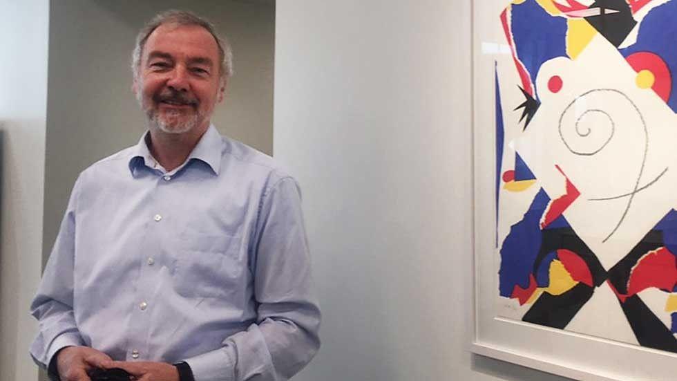 Stefan Olowsson, it-direktör på Försäkringskassan