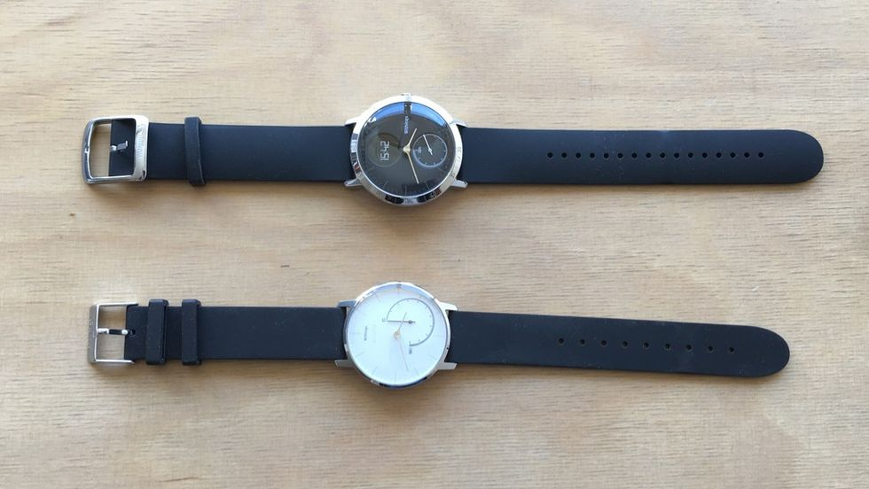 Witings Activité Steel, Withings Steel HR