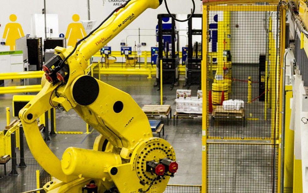 Amazon robot