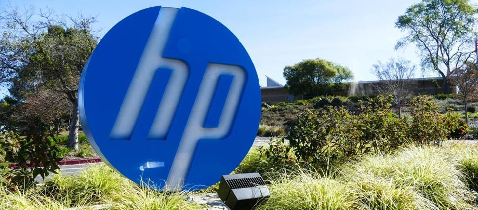 HP-skylt