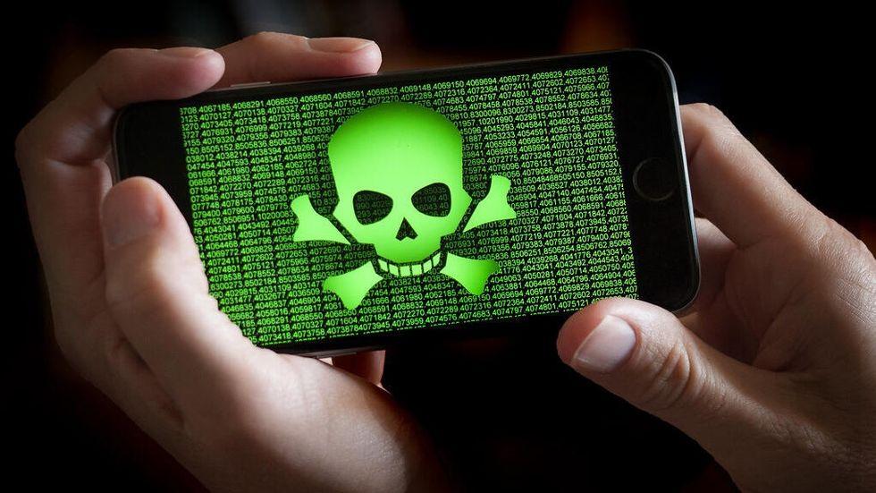 virus på Iphone
