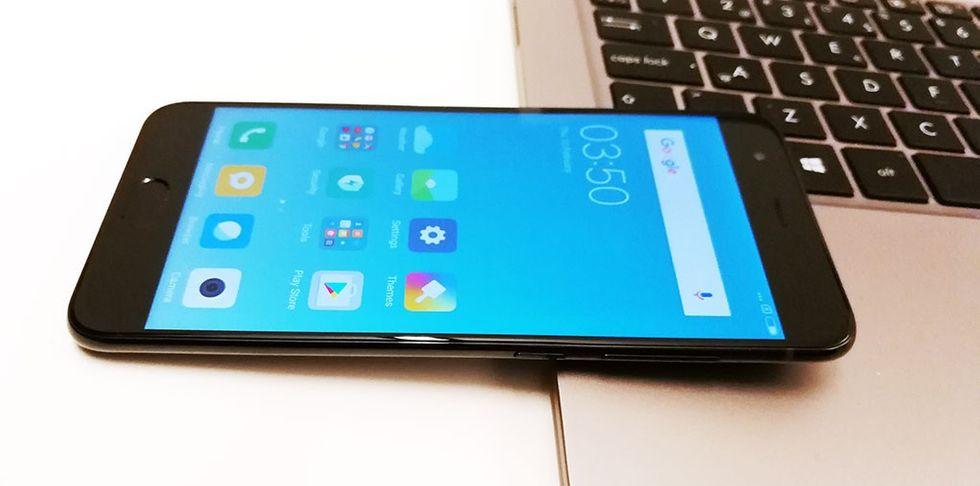 Test  Xiaomi Mi6 - toppad prestanda i kompakt format - M3 546f704b88dbf