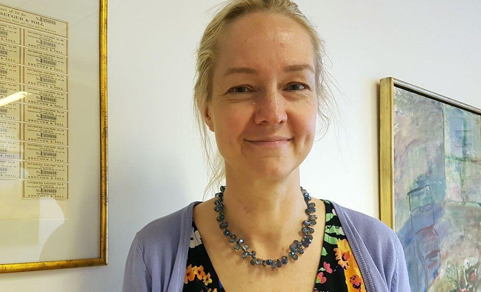 Cecilia Skingsley.