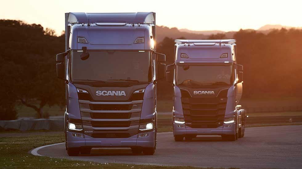 Scania, fabrik