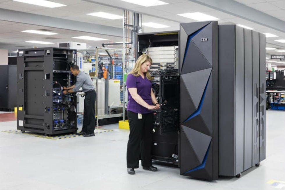 IBM:s stordator