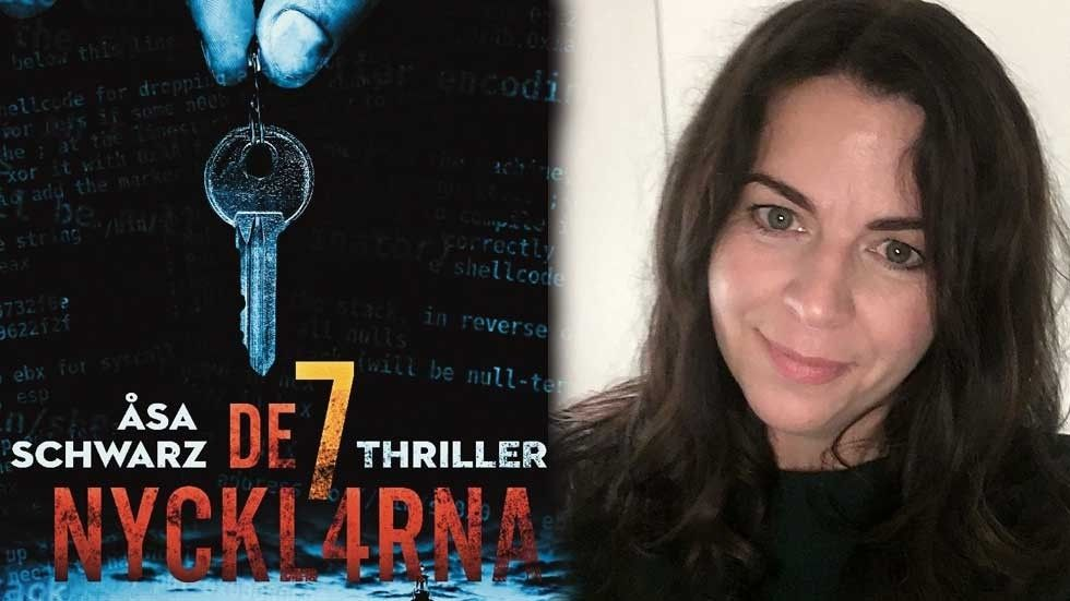 De 7 nycklarna: Åsa Schwarz